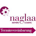 Terminvereinbarung naglaa ästhetische Kosmetik München Neuhausen